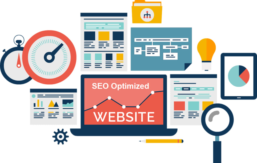 Mạnh An Service - Website chuẩn Seo - Đẩy mạnh tầm cao thương hiệu