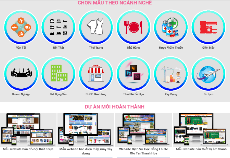 Tiêu chí để lựa chọn đối tác thiết kế website chuyên nghiệp