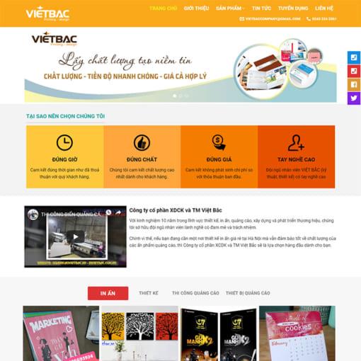 Mẫu Website Thiết Kế Và Thi Công MA-1183