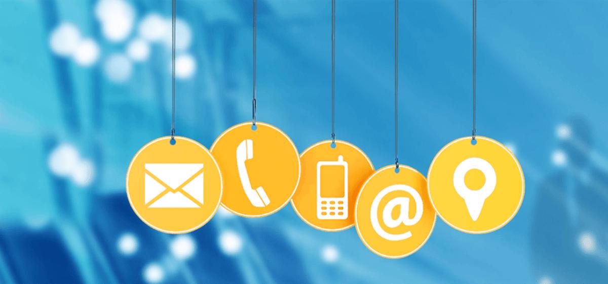 Các tiện ích liên hệ trên website Mạnh An Service cung cấp cho khách hàng