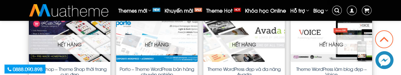 SW Supershop – WooCommerce WordPress Theme bán hàng