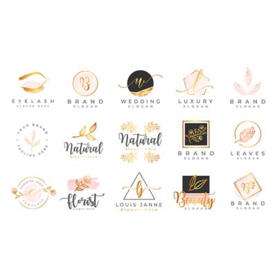 Mẫu File Logo Spa/Mỹ Phẩm Đẹp – Miễn Phí