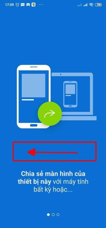 Hướng dẫn kết nối hỗ trợ Teamviewer trên điện thoại