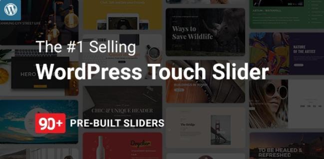 Master Slider - Plugin tạo trình chiếu slider chuyên nghiệp