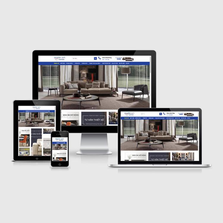 Thiết kế website giới thiệu công ty tại TPHCM
