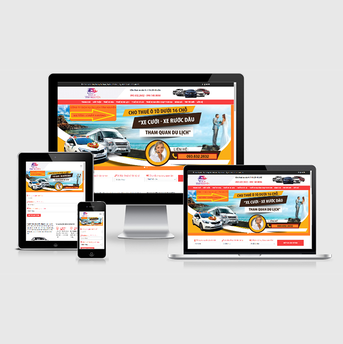 Thiết kế website giới thiệu công ty tại Hà Nội